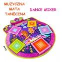 INTERAKTYWNA MATA MUZYCZNA DANCE-MIXER E0551 EMAJ