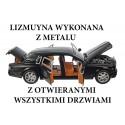 AUTO LIMUZYNA METALOWE  DŹWIĘK  ŚWIATŁA LED 20CM E0733 EMAJ