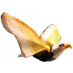 ORZEŁ LATAJĄCY WOKÓŁ  jak żywy ptak SUPER PREZENT  E0090 EMAJ